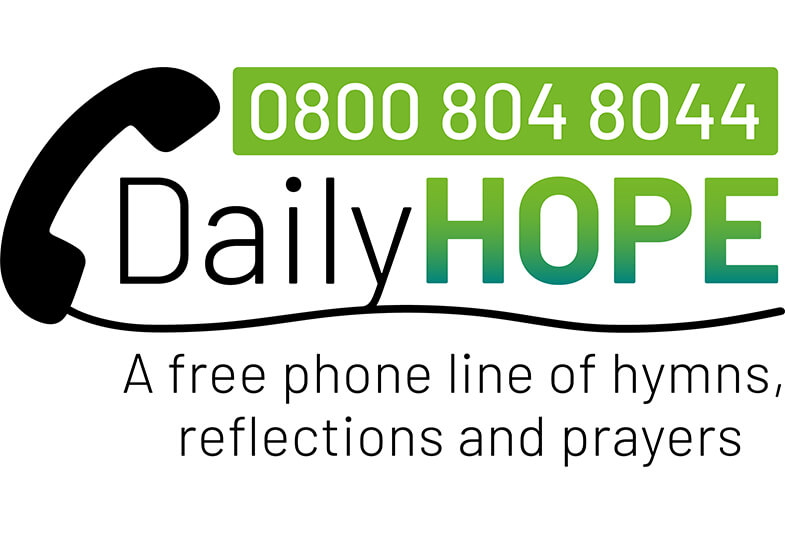 Daily Hope Free Phone LIne